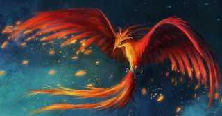 «الفينق».. قصة الطائر الأسطوري الذي ظهر في تظاهرات لبنان وخرج من مصر