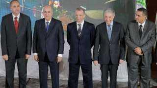 مناظرة تلفزيونية «تاريخية» بين مرشحي الرئاسة في الجزائر الجمعة المقبل