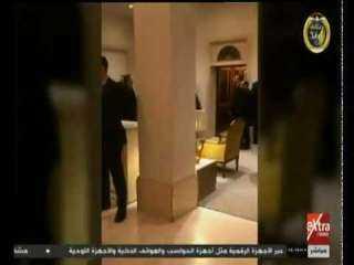 بالفيديو.. وصول السيسي إلى مقر إقامته بألمانيا قبل المشاركة بمؤتمر برلين