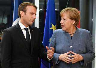 ميركل وماكرون وميشيل يسعون للتوصل إلى حل لمشكلة الموازنة الأوروبية عبر لقاء القمة