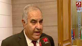 فيديو.. رئيس المحكمة الدستورية: السيسي يعطي دفعة قوية لنشاط أي مؤتمر تحت رعايته