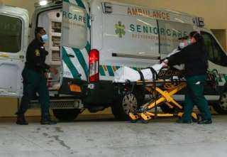حالات الوفاة بكورونا في نيويورك تتجاوز عدد قتلى هجمات 11 سبتمبر