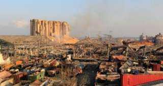 مدير ميناء بيروت: المواد المتفجرة كانت فى المستودع بموجب أمر محكمة