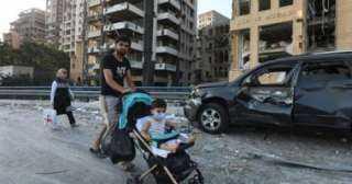 رعب وفزع.. كيف استقبل اللبنانيون تفجير مرفأ بيروت داخل منازلهم.. فيديو