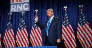 ترامب يتعهد بحوافز اقتصادية ودعم الشرطة والذهاب إلى المريخ فى ولايته الثانية